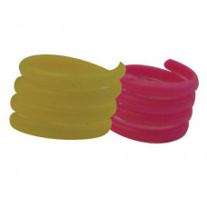 Anellini Plastica Spirale 18 mm