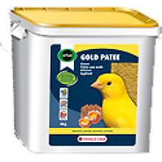 Orlux Gold Patè Canarini Giallo Morbido 5 kg