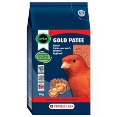 Orlux Gold Patè Canarini Rosso Morbido 1 kg
