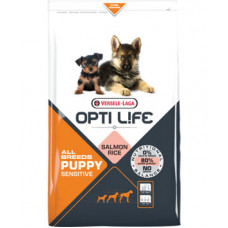 Opti Life Puppy Sensitive 12,5 Kg Allbreeds
