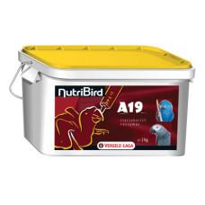 NutriBird A19 - 3 kg Pappa da imbecco ARA