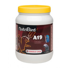 NutriBird A19 - 800 g Pappa Imbecco ARA